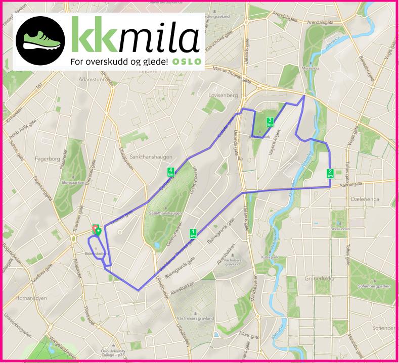 kk mila kart KK mila | Online Påmeldingsystem kk mila kart