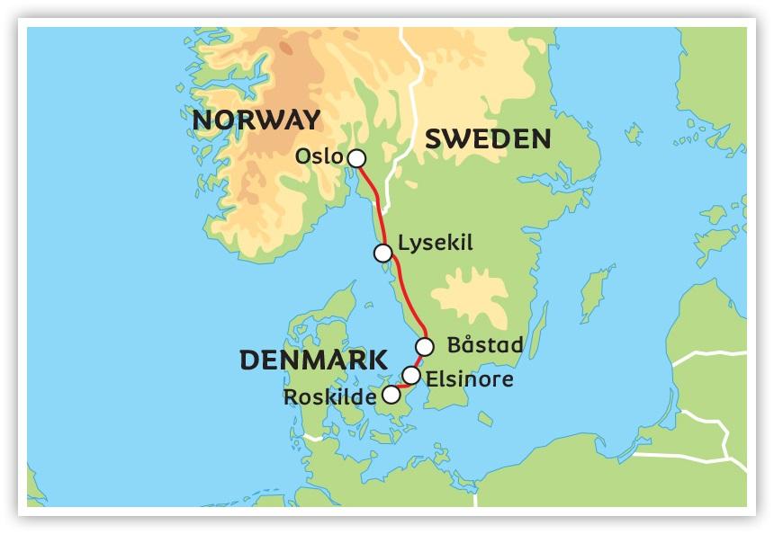 Scandinavian Adventure Run 2014 Online Tilmelding