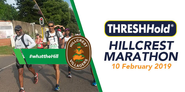 Threshhold Hillcrest Marathon | Start List