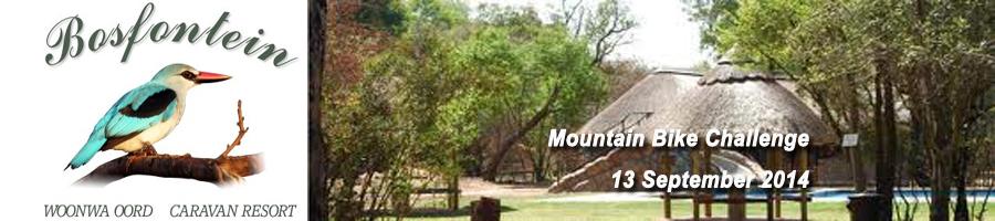 Bosfontein Mountain Bike Challenge | Online Entries
