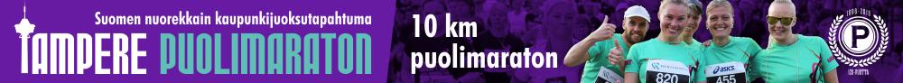 Tampere Puolimaraton