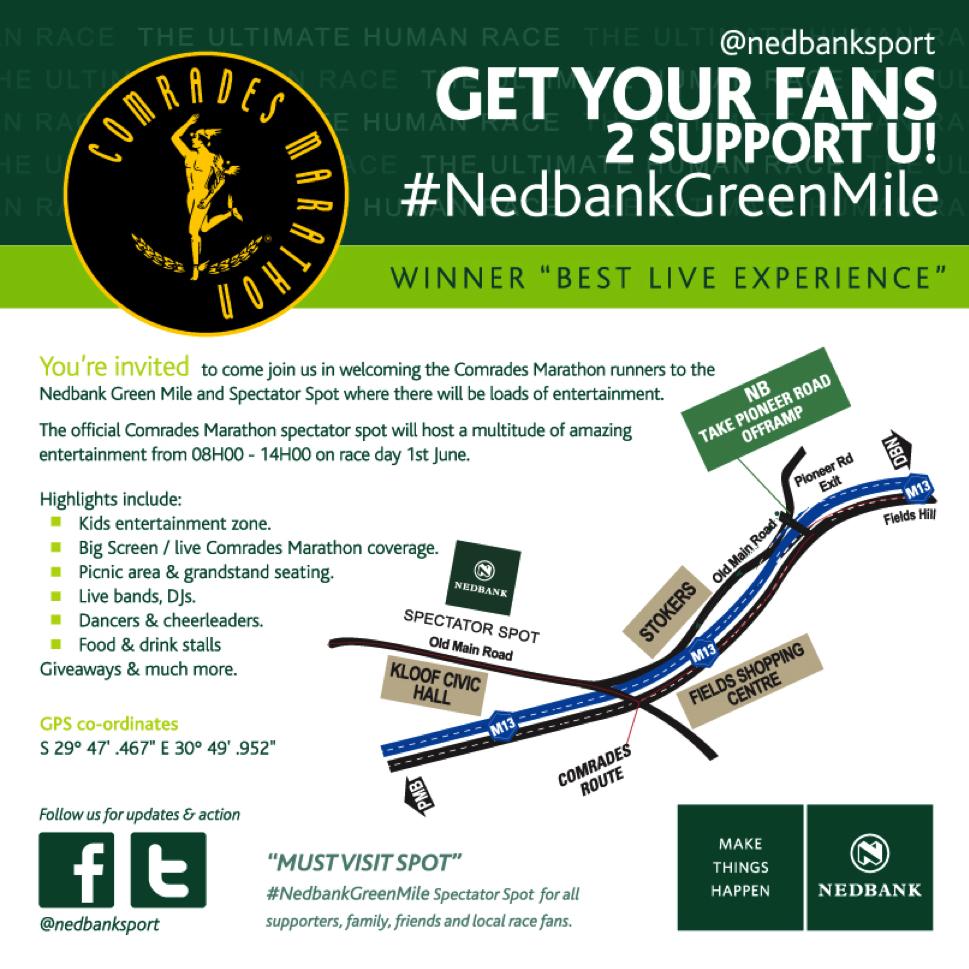 Nedbank Green Mile